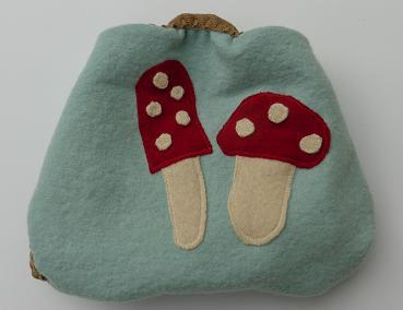 Picanini Toadstool cover small back